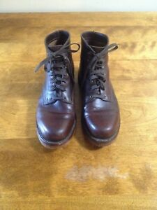 43c15786fee Details about Mens WOLVERINE 1000 Mile Iron Ranger Leather Boots MADE IN  USA Size 9D
