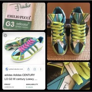 Ultra G3 Pucci Limited Emilio Vk Rare Edition 6 Adidas X Adicolor Trainers AqOtwB40
