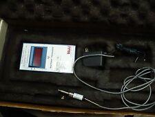 Wahl 700m Heat Prober Digital Precision Thermometer 3000 14180 Degree F New