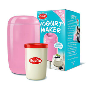 EasiYo-Yogurt-Maker-Pink-New-Shape
