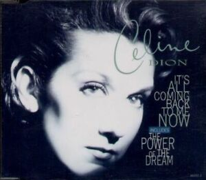 Celine Dion Cd Single It S All Coming Back To Me Now The Power Of The Dream 5099766371122 Ebay