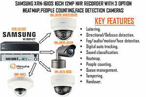 Details about SAMSUNG RETAIL SHOP HIGH ACTIVITY AISLES ANALYSIS & PEOPLE  COUNTING HD CCTV KIT