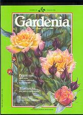 GARDENIA*FIORI PIANTE ORTI E GIARDINI* N.49  1988*MONDADORI