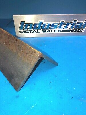 """2/"""" X 2/"""" X .188/"""" X 24/"""" ALLOY 304 STAINLESS STEEL ANGLE"""