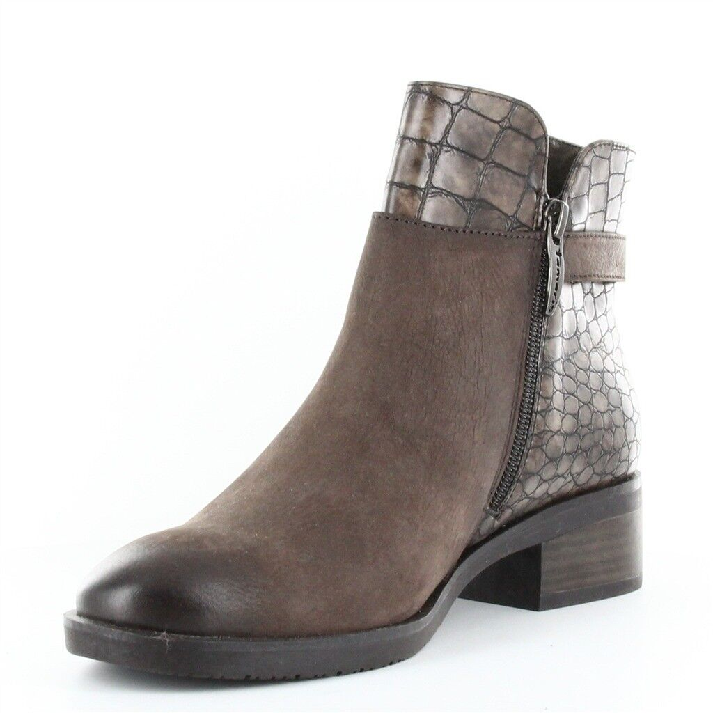Tamaris 25345 Mocca Buckle Comb Leder/Synthetic Scratches And Buckle Mocca Trim Ankle Stiefel 6f6612