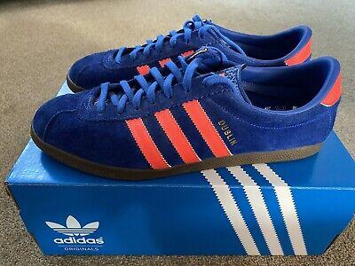nacido Decir a un lado baloncesto  Adidas Dublin - Size 10 UK | eBay
