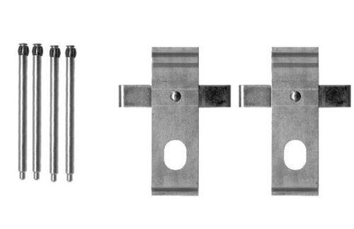 Mintex Front Brake Pad Accessory Fitting Kit MBA1634-5 YEAR WARRANTY