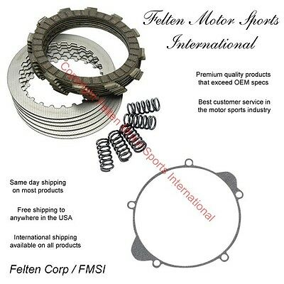 KTM 105XC Clutch Kit Set Discs Disks Plates Springs Gasket ...