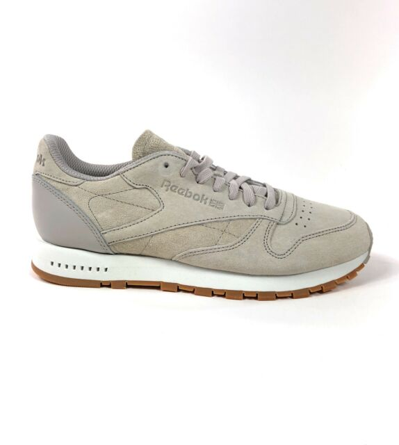 Reebok Classic Leather Sg BS7893 Grey Trainers Shoes