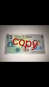 Chuckle Brothers Chucklevision Novelty £10 Note