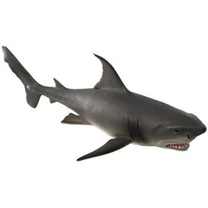 WHITE SHARK Replica 387279 ~ New for 2017 ~ FREE SHIP/USA w/ $25.+ Mojo Items