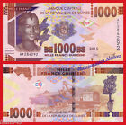 GUINEA 1000 Francs francos 2015 Pick NEW SC / UNC