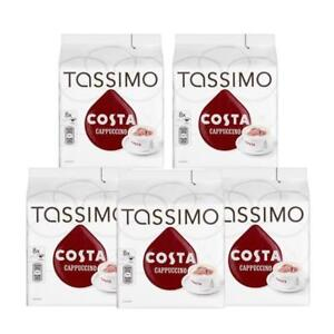 TASSIMO-Costa-Cappuccino-Coffee-16-discs-8-servings-Pack-of-5-Total-80-discs