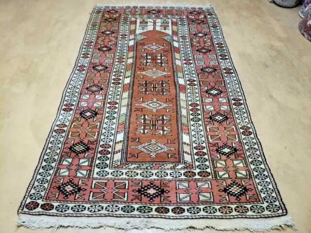 Made Turkish Melas Oushak Wool Rug Ebay