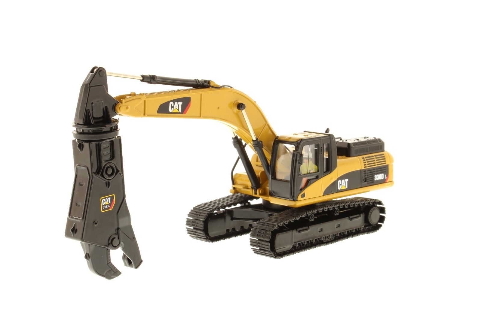 Caterpillar 1:50 scale Cat® 330D L Hydraulic Excavator with Shear 85277