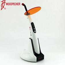 Woodpecker Wireless Dental Led Curing Light Led B 5w 1700mwcm Blue Light