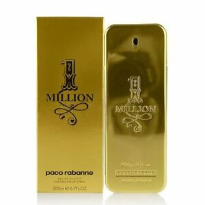 Paco-Rabanne-1-One-Million-200ml-EDT-Spray-Authentic-New-Boxed-amp-Sealed