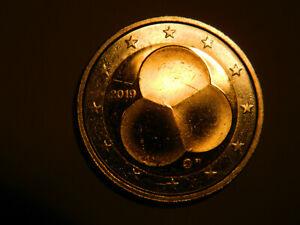 Finland-2019-2-BU-Commememorative-coin-BRANDNEW-IN-CAPSULE-FROM-ROLL-UNC