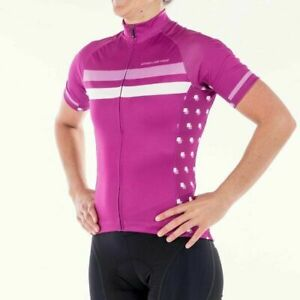 Bellwether-Women-039-s-Galaxy-Bicycle-Jersey-Large-Fuchsia