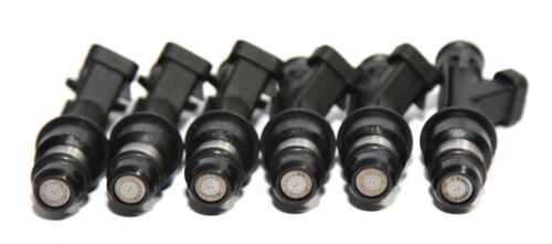 Fit Isuzu 98-02 Trooper//98-04 Rodeo//98-99 Amigo 3.2L V6 V6 6 PCs Fuel Injector