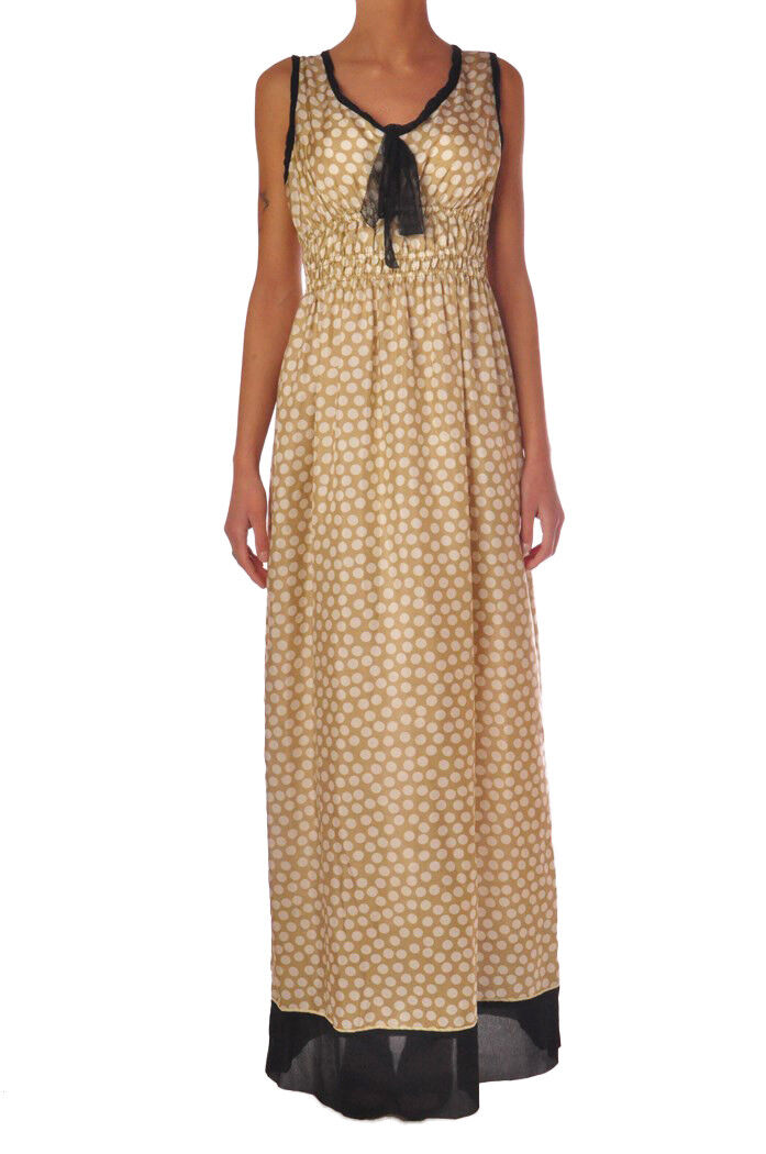 Hoss - Dresses-Dress - woman - Beige - 823618C184645   de moda