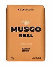 Musgo Real Orange Amber Men's Body Soap 160 g (MR199EXP001)