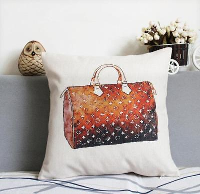 SMALL PARIS throw pillow Hotel Les Etoiles home decor FRENCH themed bedroom
