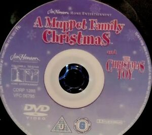 A-MUPPET-FAMILY-CHRISTMAS-DVD-full-movie-RARE-The-Christmas-Toy-Uncut-Unedited