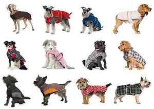 Ancol-Muddy-Paws-Manteau-chiot-chien-de-qualite-thermique-matelassee-impermeable-manteaux-reduit