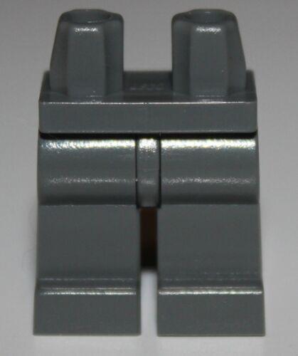 LeGo 2x Dark Bluish Gray Minifig Legs w// Hips NEW