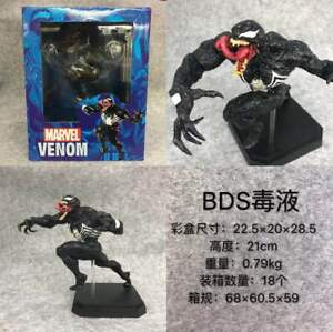 The-Avengers-Megamind-Venom-Action-Figure-Toy-21cm-PVC-Cartoon-Spider-Man-Model