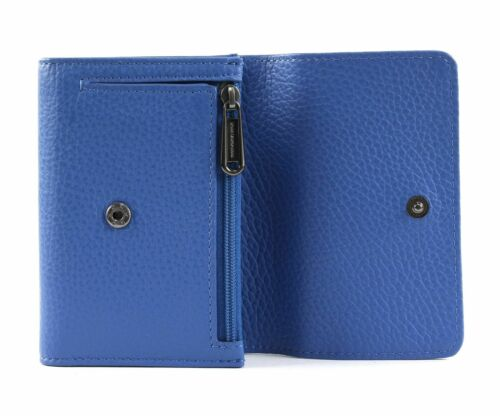 Colony Mandarina Blue Wallet Leather Mellow Duck RqIqxf40