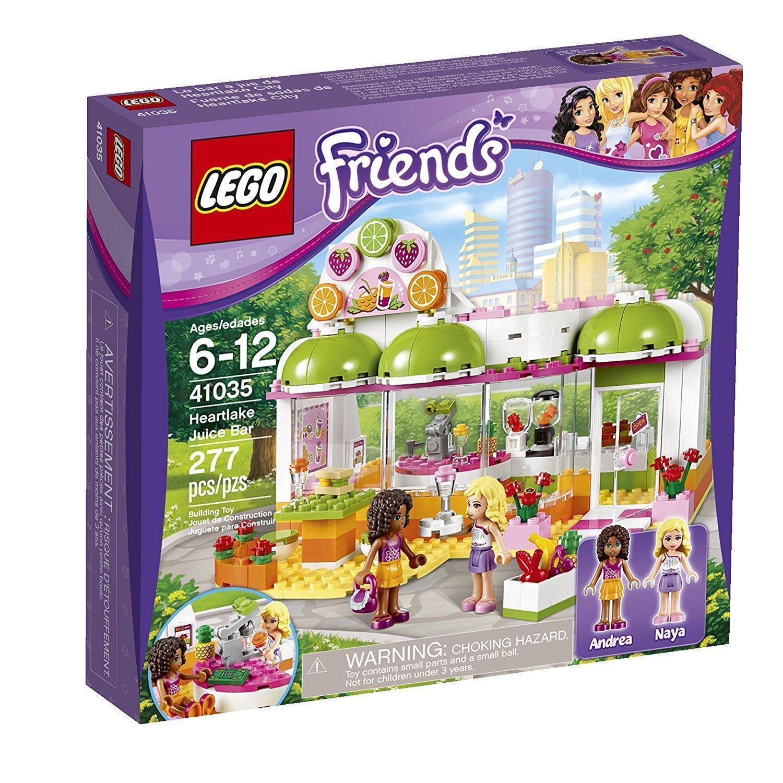 LEGO Friends 41035 Heartlake Juice Bar - Retirosso - NISB - Last One