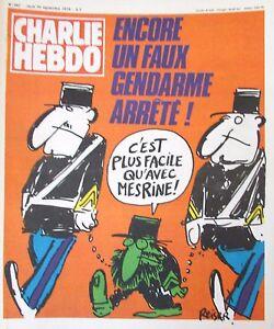CHARLIE-HEBDO-N-462-de-SEPTEMBRE-1979-ARRESTATION-D-UN-FAUX-GENDARME-MESRINE