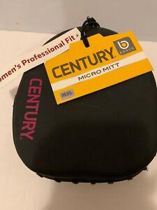 Century-Brave-Women-039-s-Micro-Mitt-Martial-Arts-Training-Black-Pink