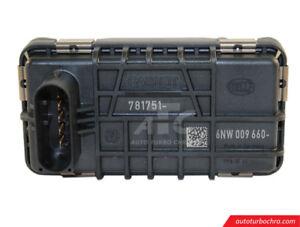 Motor Johnson G-208 Ladedruckregler HELLA Electronic  actuator Turbolader