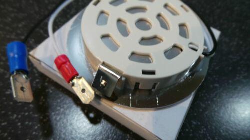 1x 12V 1.2w Super Slim Recessed 24 LED Downlight,Warm White Chrome Finish