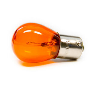 20-X-BAU15s-Auto-Pera-S25-PY21W-21W-Lampada-Indicatore-Lampadina-Arancione-12