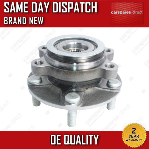 FRONT WHEEL BEARING FIT FOR A NISSAN X-TRAIL 2.0,2.5 2007/>on *BRAND NEW*