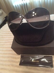8c8c5e3382 Image is loading Tom-Ford-Miranda-Metal-Sunglasses-Bronze-Ft0130sw36f