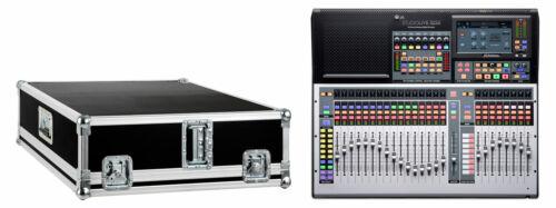 PreSonus StudioLive 32SX Digitalmixer Set 64x64 USB Interface 32Kanal Haubencase