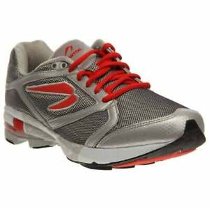 Newton-Running-Motion-All-Weather-Casual-Running-Shoes-Silver-Womens-Size-5