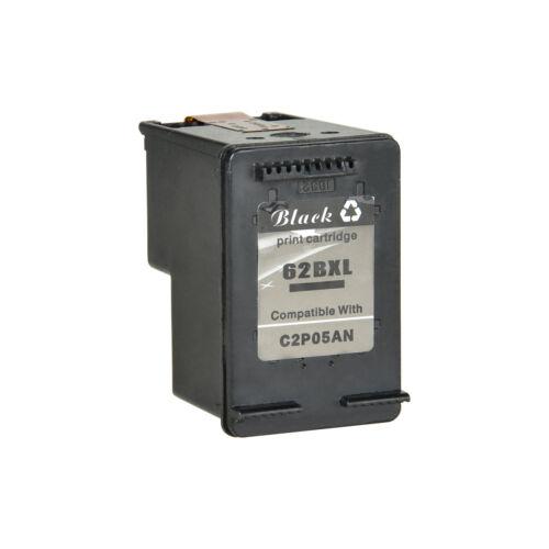 For HP Officejet 8045 ENVY 5544 5642 62 XL 62XL Black Tri-color Ink Cartridge