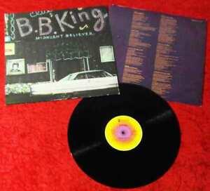 LP B.B. King: Midnight Believer (ABC) D