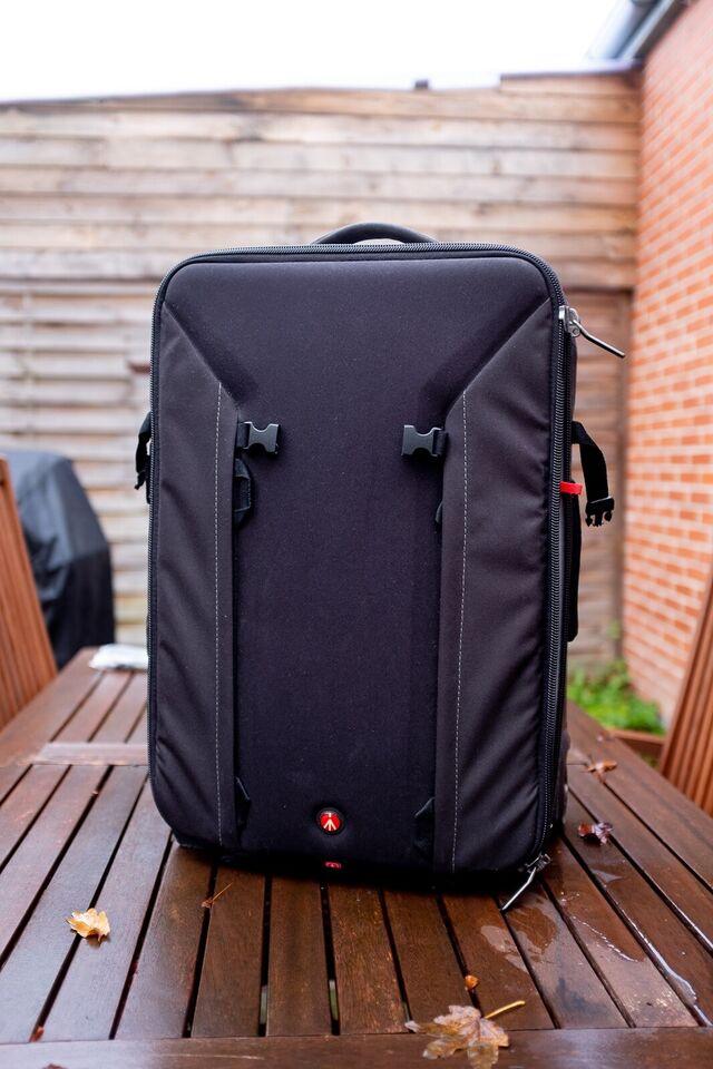 Kuffert, Manfrotto, Roller Bag 70