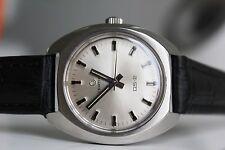 CERTINA DS-2 *near NOS, 1975,  SILVER dial!!*