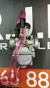 Keihin-PWK-38-Air-Striker-carburetor-NEW-38mm-quad-vent-carb-GENUINE-HONDA-REAL