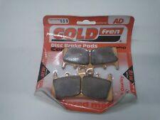 Goldfren AD039 Brake Pads GSXR1100 GSX1300 GSX1400 GSF1200 TL1000 VN1500 ZX9R