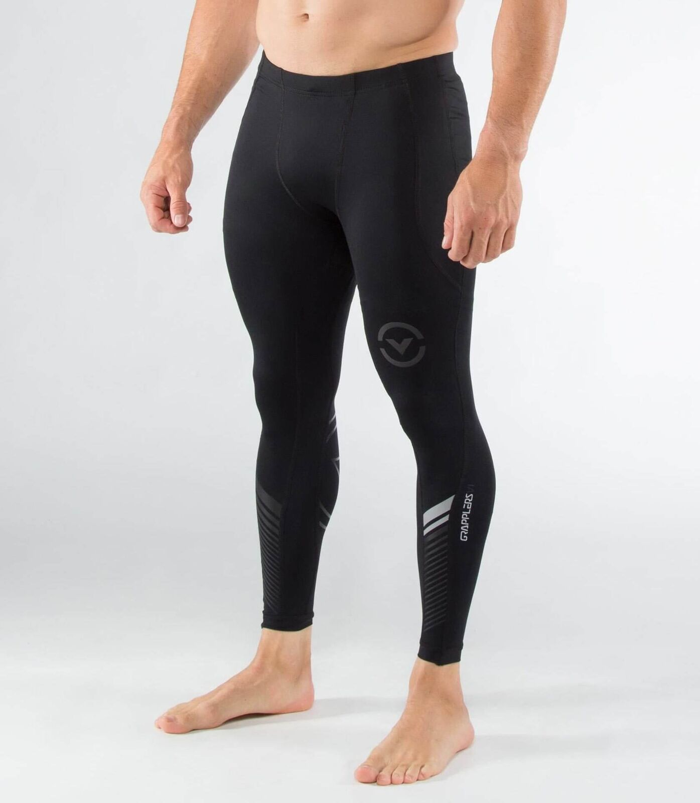 CO19   VIRUS STAY COOL GRAPPLING COMPRESSION SPATS
