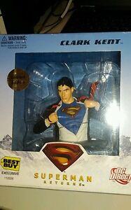 Buste superman / Clark kent  1 bd3d DC COMICS
